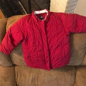 Toddler snow jacket